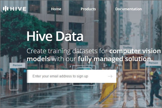 Hive uberise le machine learning – JDN