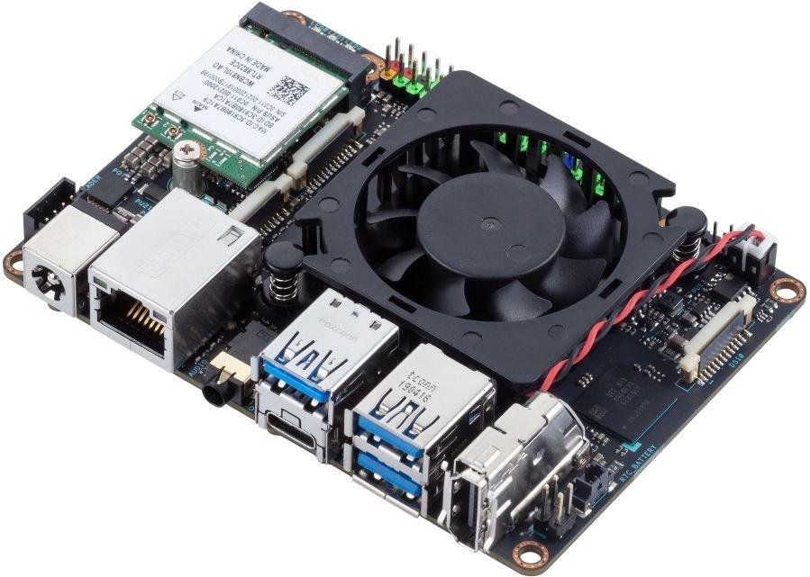 ASUS et Google s'associent pour créer un équivalent de Raspberry Pi dédié à l'IA – Clubic