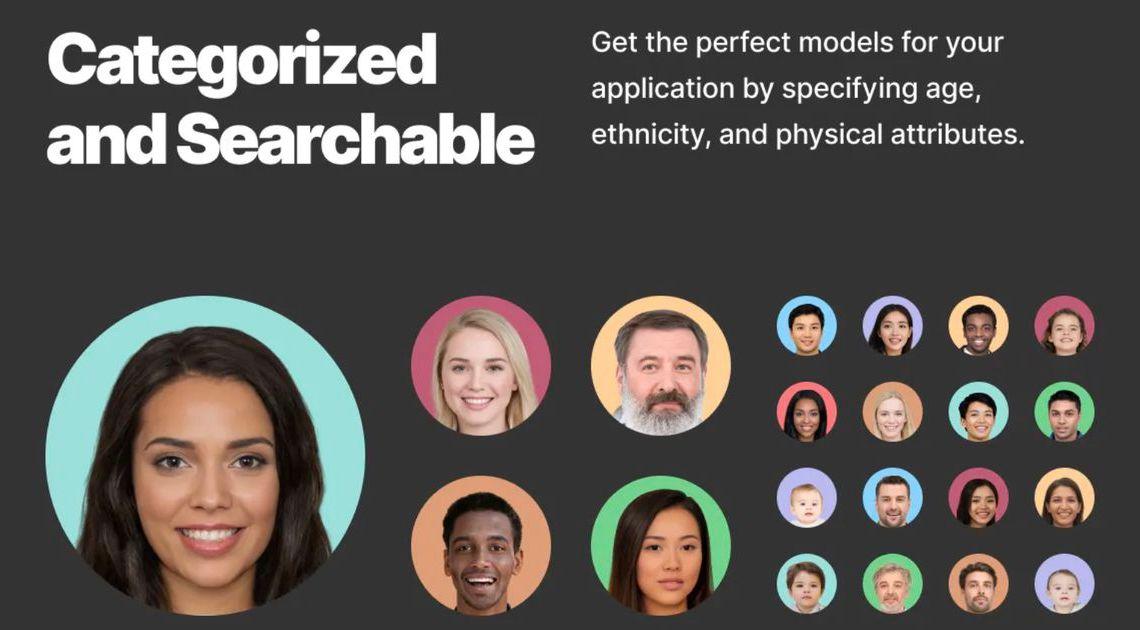 Generated Photos lance sa première API pour intégrer les visages créés par IA dans tous vos projets – Siècle Digital