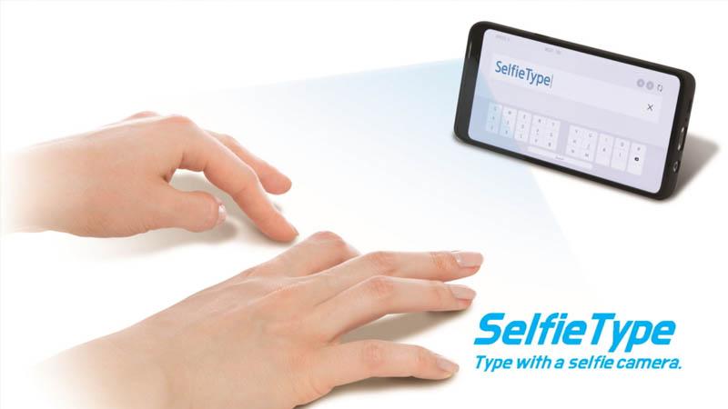 Samsung invente un clavier virtuel utilisant l'IA et la caméra frontale – Tom's Guide