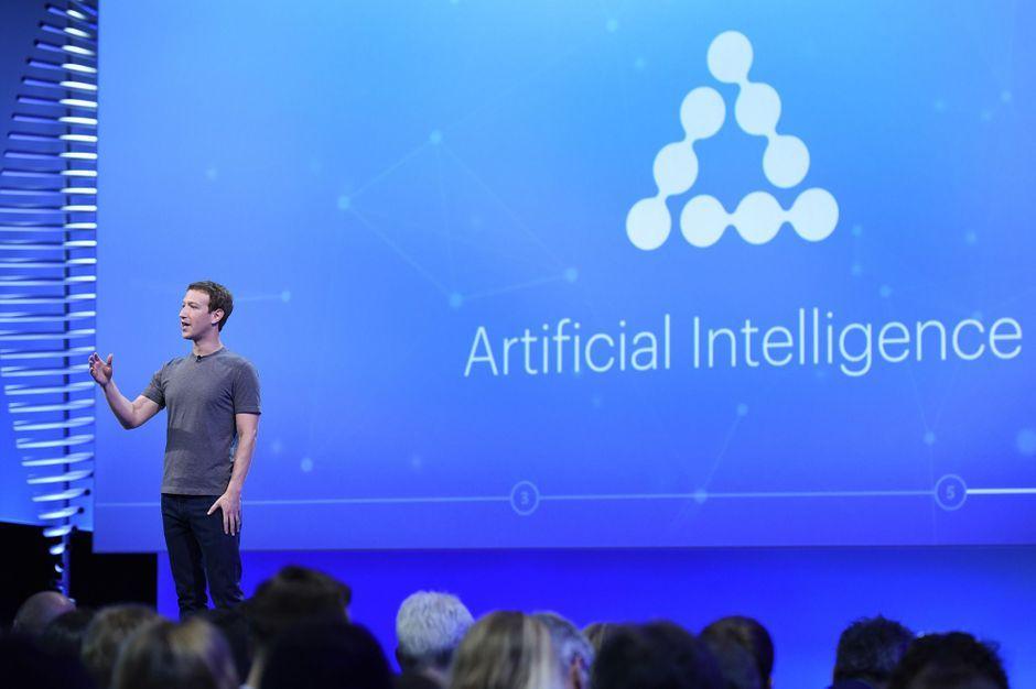 Les futurs projets de Facebook en Intelligence Artificielle – Paris Match