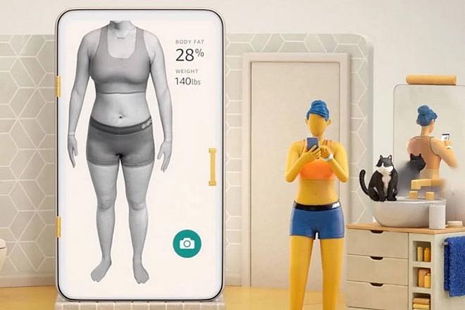 Avec une IA d'Amazon, on visualise l'effet de la prise de graisse sur son corps – La Revue du digital