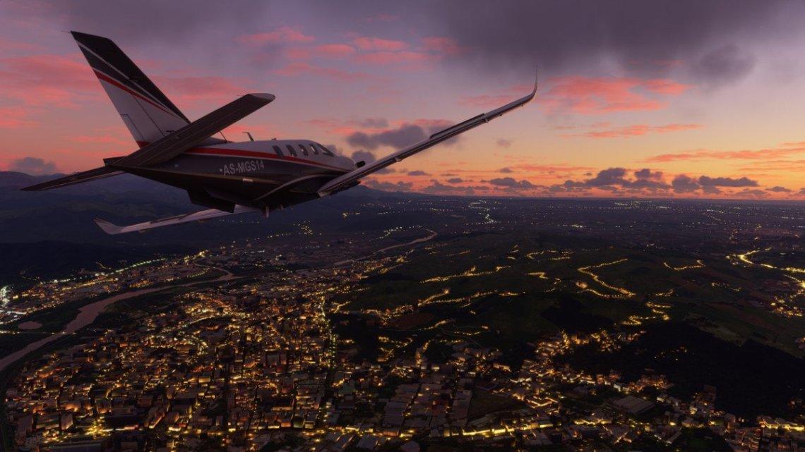Pourquoi Flight Simulator est une ode technologique au futur du jeu vidéo – Frandroid