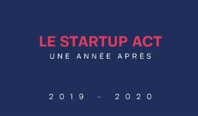 Le Startup Act, un premier bilan chiffré – ilboursa.com