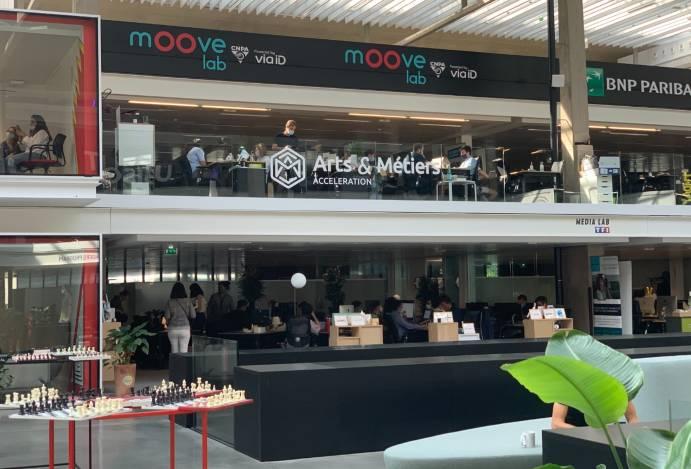Les startups du Moove Lab sélectionnées par le CNPA et ViaID – Flottes Automobiles