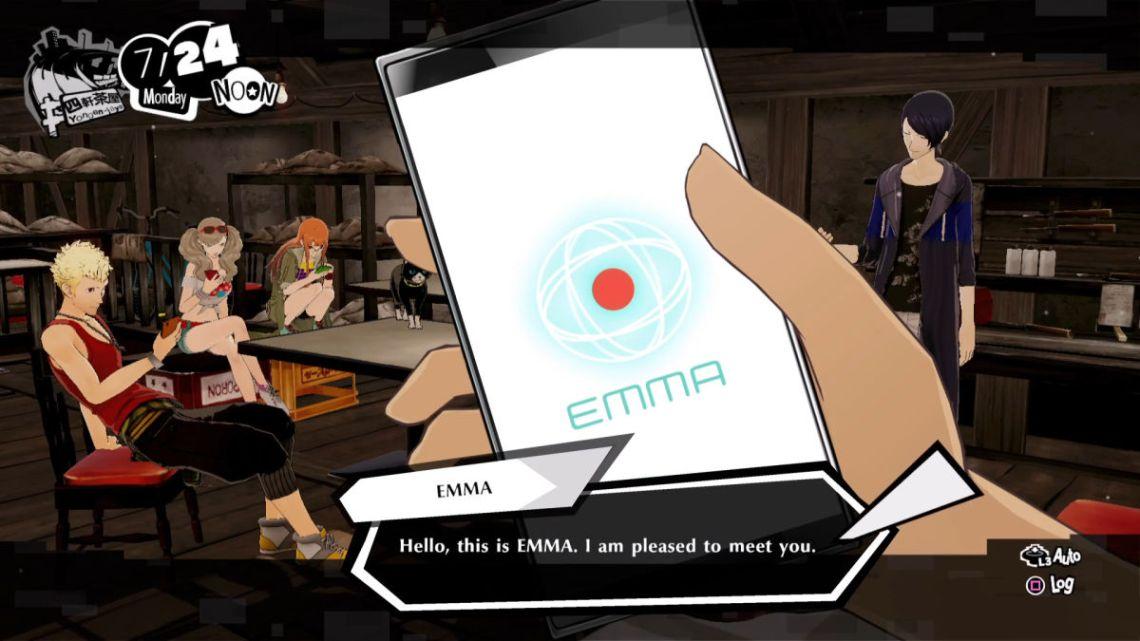Persona 5 Strikers a obtenu l'acteur vocal original de Siri pour jouer à son IA en jeu – Marseille News .net