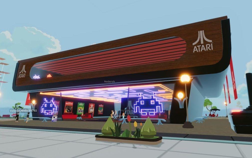 Atari et la blockchain : lancement d'un casino virtuel en crypto-monnaies – ConsoleFun