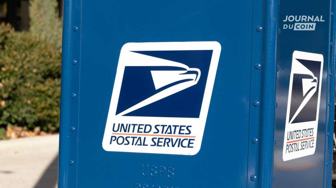 Les NFT en passe de remplacer les timbres et l'affranchissement ? Les ambitions de la poste US – Journal du Coin