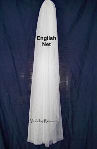English net veils