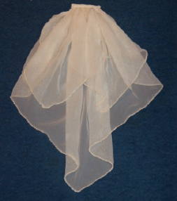 Heart Shaped Wedding Veils