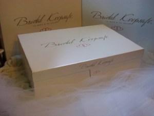 wedding gown preservation kit