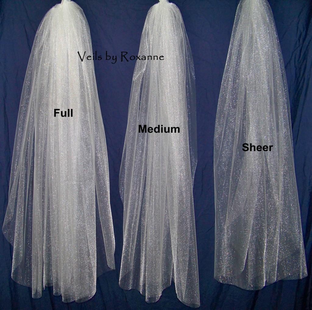 Step 3a Veil Fullness Veils By Roxanne