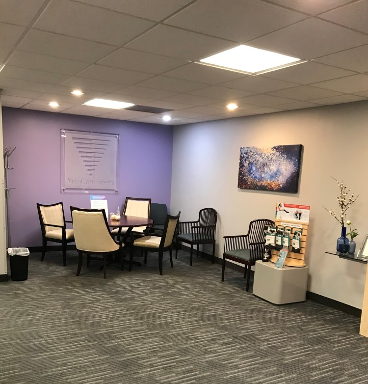 Veincare Experts Arlington Heights facility.