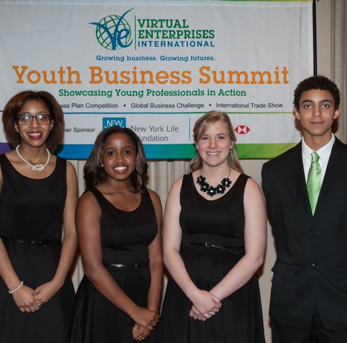 Virtual Enterprises International's National Business Plan Competition - 6th Place - Eden's Confections (Greer, SC)