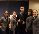 Finalist team, Cloudcrux from In-Tech Academy