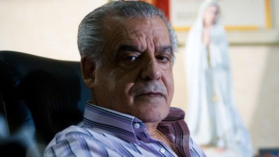 o ex-presidente da Federacao Paulista de Futebol (FPF), Eduardo José Farah