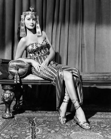As divas que interpretaram Cleópatra no cinema | VEJA
