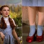 Fbi Recupera Sapatos De Dorothy De O Magico De Oz Treze Anos Apos Roubo Veja