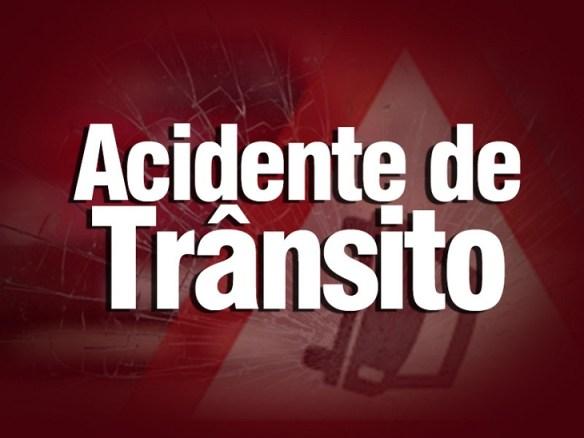 Iturama: Acidente entre carro e moto deixa uma pessoa ferida no centro