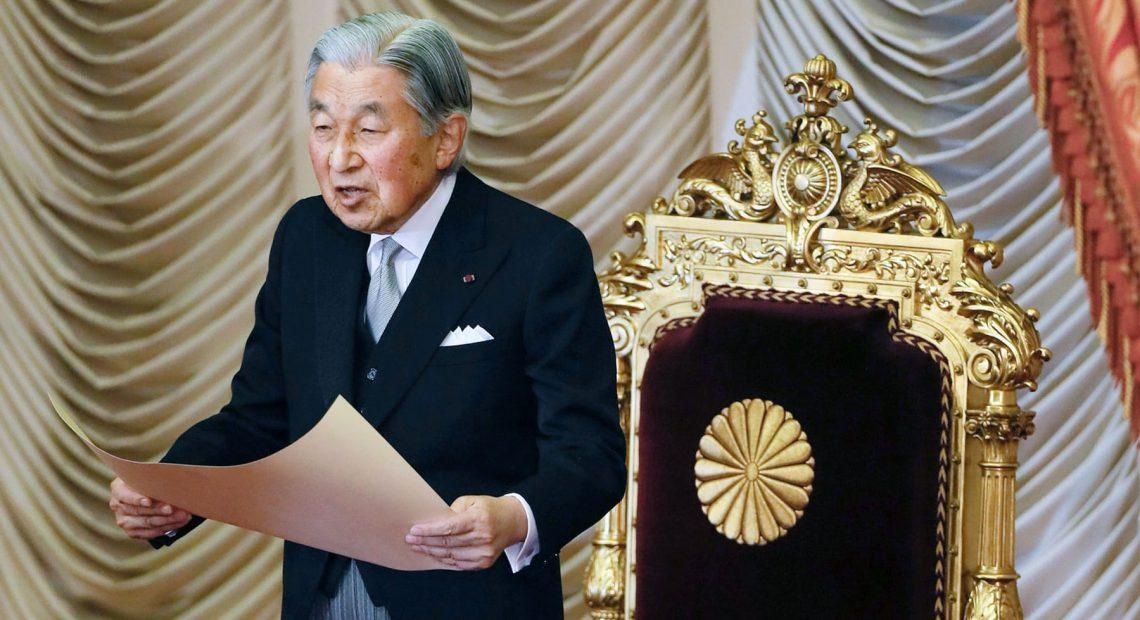 Resultado de imagem para Fã dos peixes, imperador do Japão segue publicando artigos científicos aos 84 anos