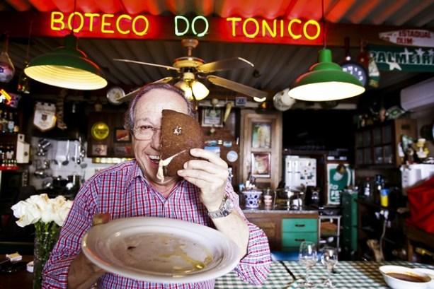 Morre Toninho Buonerba, o criador do polpettone do Jardim de Napoli | VEJA SÃO PAULO
