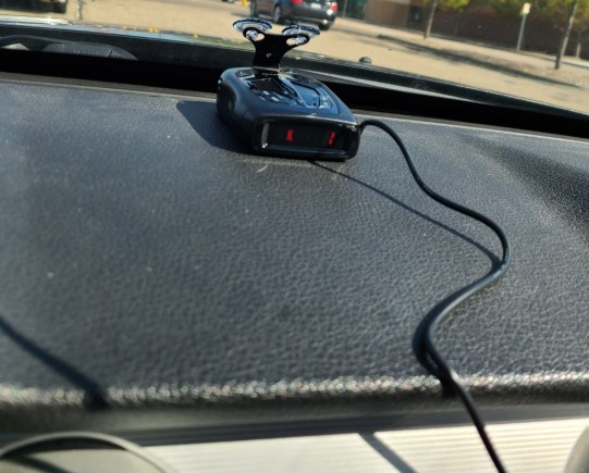 Whistler Z-15R Review on The Dashboard