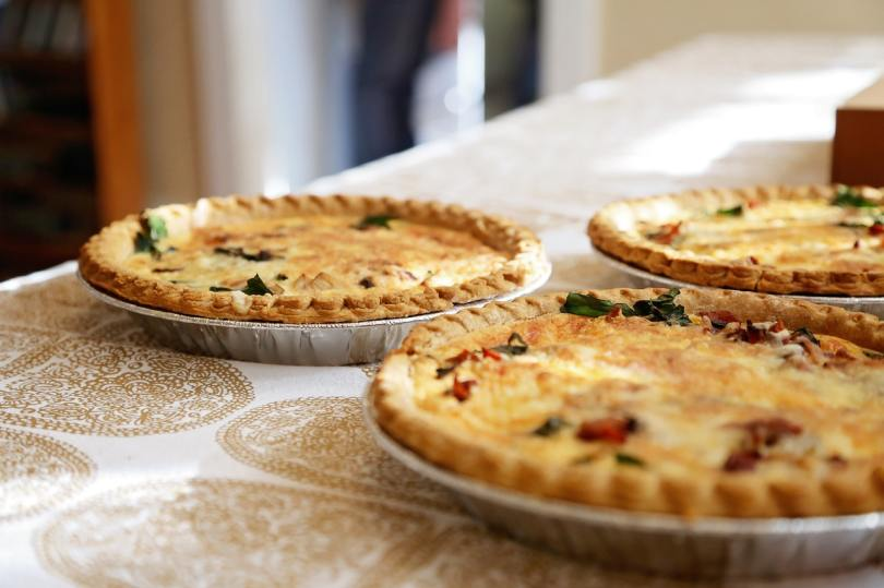Are Frozen Chicken Pot Pies Healthy? Photo by Amanda Reed from Pexels