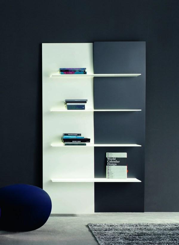 Up and Down Bookshelf