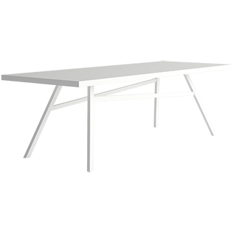 Pulvis Dining Table 10 Deka
