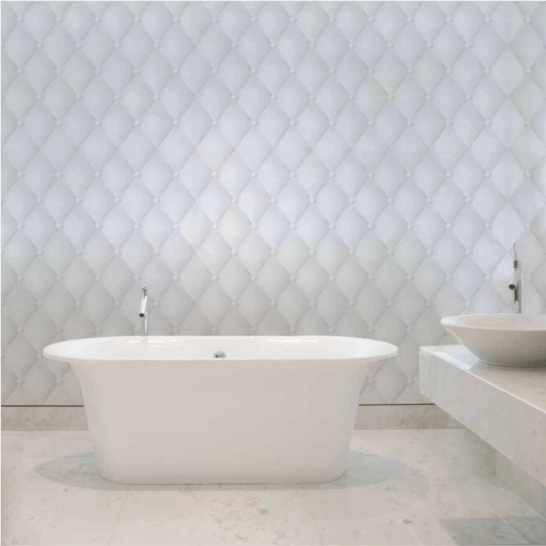 Aqua acrylic fabric P1