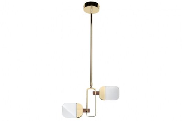 Dislocate Hanging Lamp