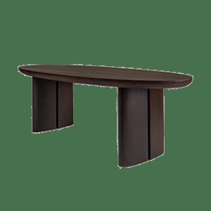 Durban Oval Dining Table 230X105