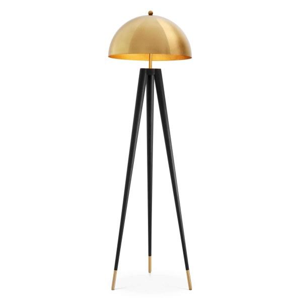 FLOOR LAMP COYOTE GOLD
