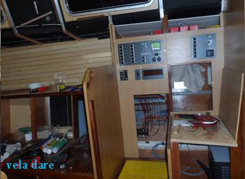 Dez13BoardElectronic Kartentisch und Elektronik innenausbau  Kartentisch Elektronik