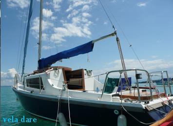 Notre premier bateau