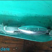 Anoden auf ein Aluminium Segelboot