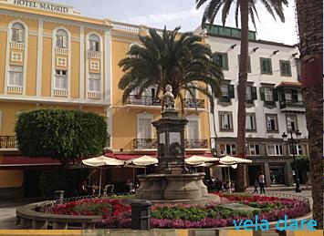 Gran Canaria Vela Dare Mettre Les Voiles Segel Setzenvela Dare