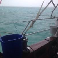 Regen in den Bahamas - pluie aux Bahamas