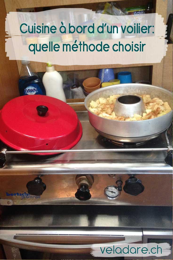 Comment Désodoriser Un Four Micro Ondes quel matériel pour bien cuisiner à bord d'un voilier - vela