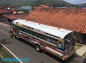 Bus à Panama