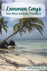 Lemmon Cays, San Blas, Panama