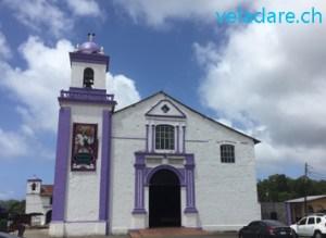 Eglise du Cristo Negro é Portobelo