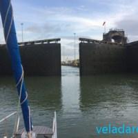 Unsere Passage durch den Panamakanal