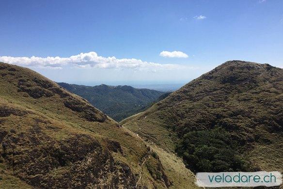 Indiana Dormida: El Valle de Anton, Panama