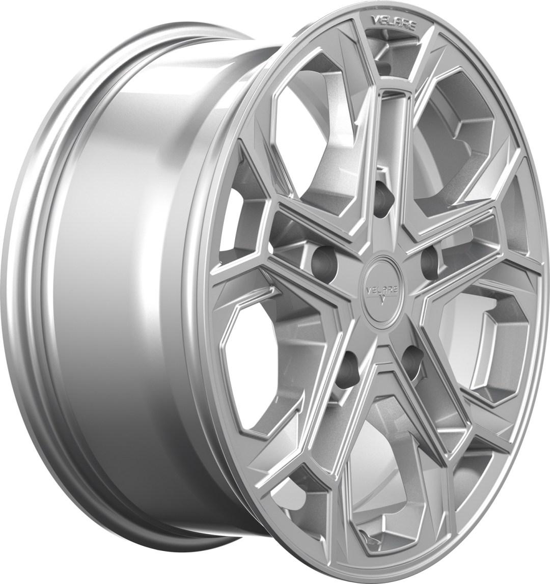 Velare VLR ST Iridium Silver 3