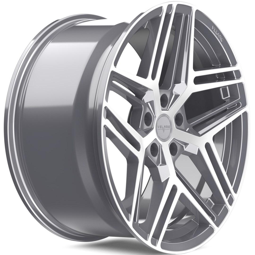 Velare VLR16 10j 20 Platinum Grey Machined Face 3
