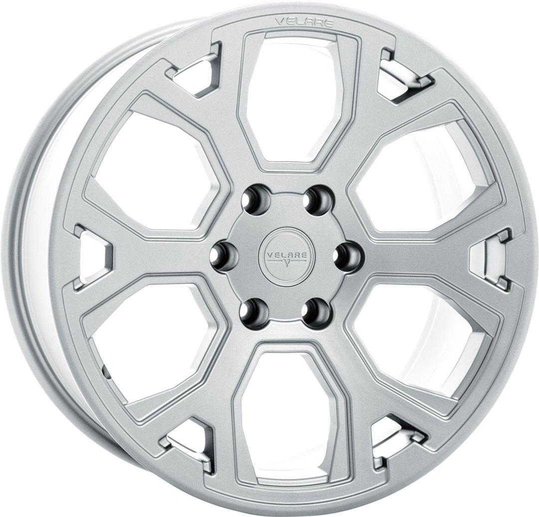 Velare Wheels VLR AT2 Iridium Silver 2