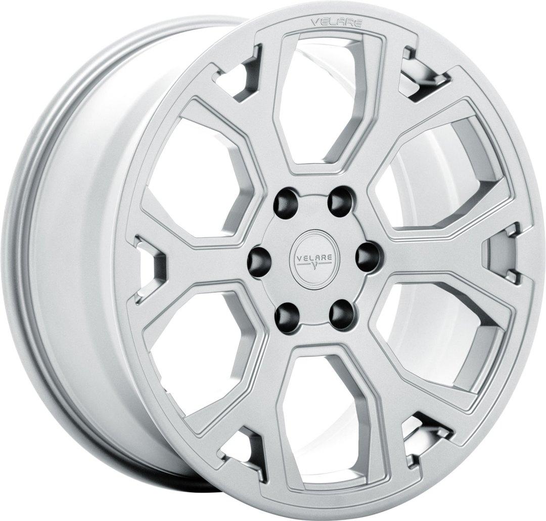 Velare Wheels VLR AT2 Iridium Silver 3