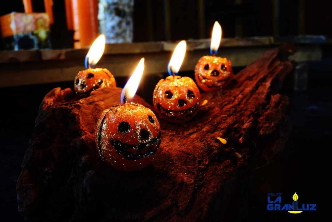 Linea de Velas Halloween