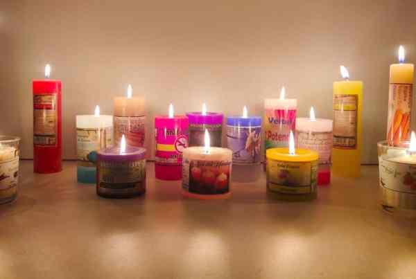 velas y aromas